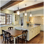 Fieldcrest Builders - Kitchen and Hearth